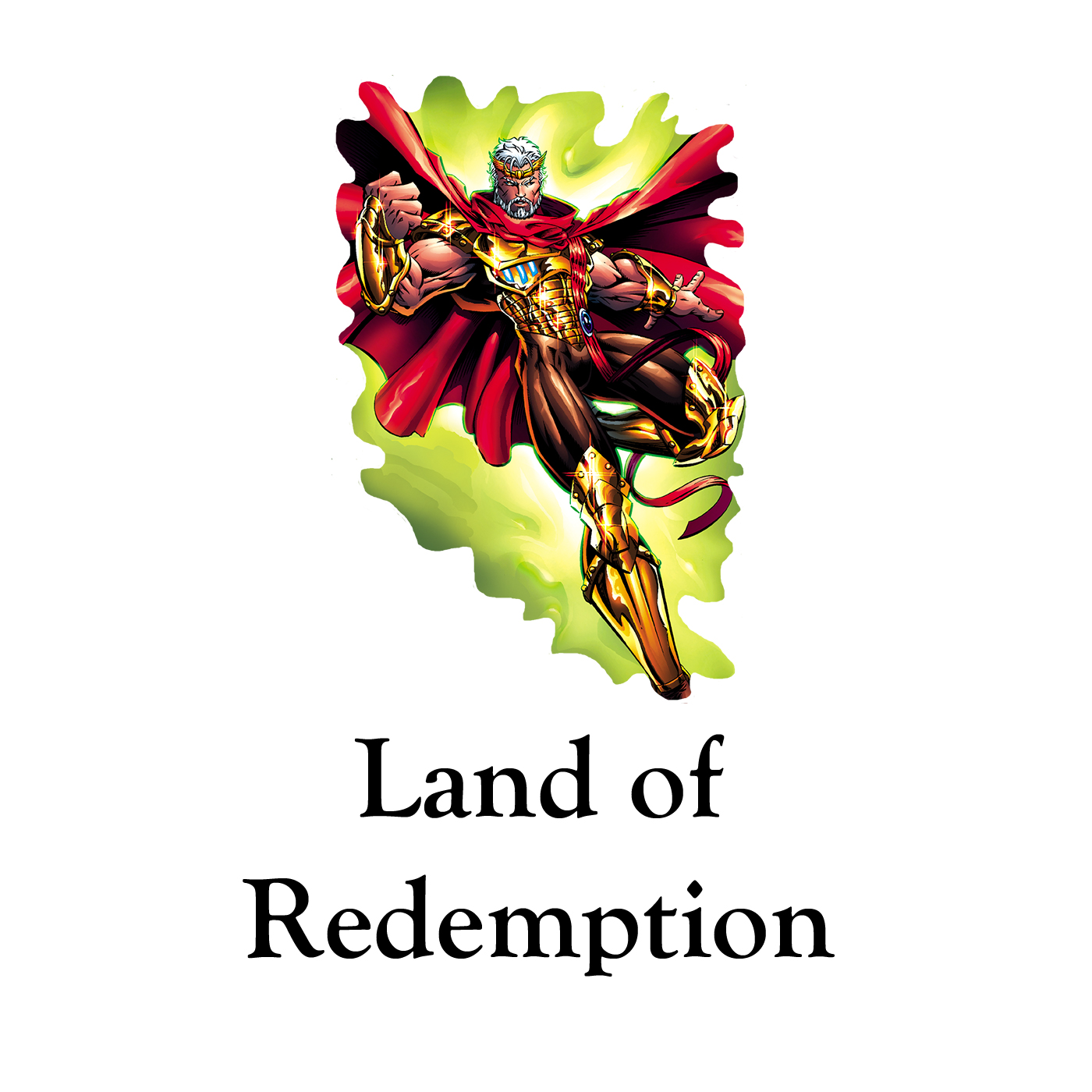 Land of Redemption